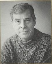 Author photo. Stephen Robinson