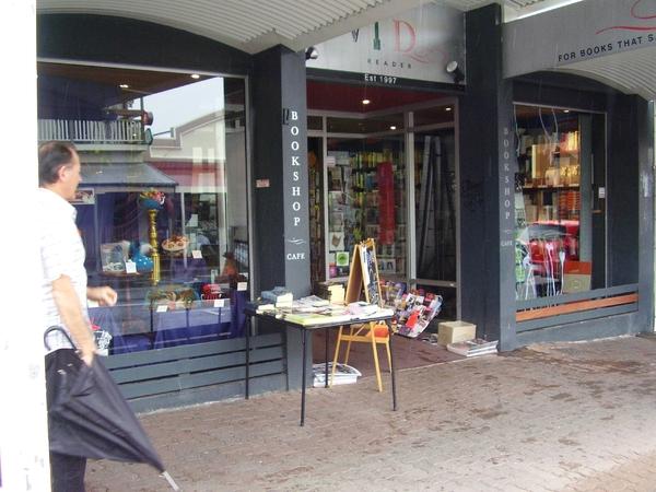 Avid Reader Bookshop in Brisbane, Queensland | LibraryThing
