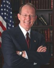 Author photo. U.S. Senate Official Portrait