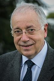 Author photo. Jean-Robert Pitte en 2013