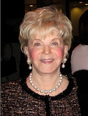 Author photo. Judith Krantz 2010 - Photo: Famous