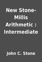 New Stone-Millis Arithmetic : Intermediate…