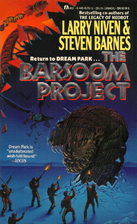 The Barsoom Project by Larry Niven and Steven Barnes