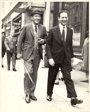"""Author photo. Kenneth Snowman (r.) with Bing Crosby, from <a href=""""http://www.wartski.com/about2.htm"""" rel=""""nofollow"""" target=""""_top"""">Wartski.com</a>"""