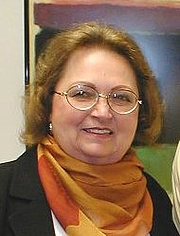 "Author photo. Copyright <a href=""http://eyeonbooks.com/"">Eye On Books</a>."