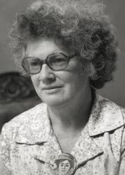 Author photo. Janet Frame - Modernista