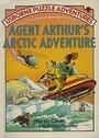 Agent Arthur's Arctic Adventure (Usborne Puzzle Adventures) by Martin Oliver