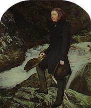 Author photo. John Everett Millais