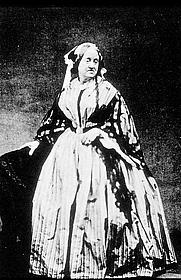 Author photo. Anna Atkins, 1861. Wikimedia Commons.