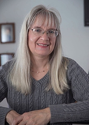 Author photo. Lauralee Bliss