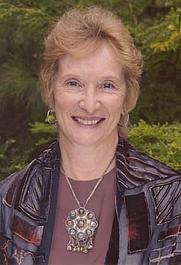 Author photo. www.charlottekasl.com
