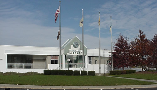 Lawrence Headquarters Branch, Mercer County Library System in