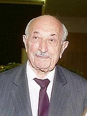 Author photo. Simon Wiesenthal