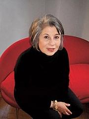Author photo. Suzanne Slesin