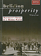 Building prosperity : Australia's future as…