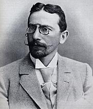 Author photo. Dr. Siegbert Tarrasch, German physician and chess grandmaster
