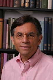 Author photo. Prof. Mark Robert Cohen (courtesy of Princeton University)