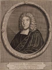 Author photo. Francis Turretin (1623-1687)