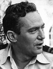 Author photo. Peter Finch 1916-1977. wikimedia.org