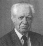 Author photo. Maurice Walshe 1911-1998