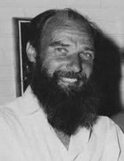 Author photo. Leonard Wibberley, 9 April 1915- 22 November 1983.