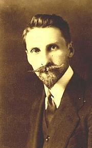 Author photo. Stefan Grabiński, październik 1919 r. Fot. ze zbiorów p. Joanny Staręgi.