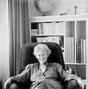 Author photo. (c) Harry Palmer, National Archives of Canada: PA-182393