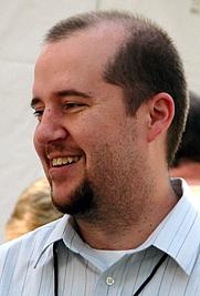 Author photo. John Burlinson