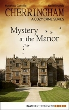 Mystery at the Manor by Matthew Costello