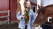 Author photo. kateklimoauthor.com