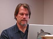 "Author photo. ""Joe Lambert"" by Bart Everson"