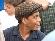 Author photo. www.dentontaylor.com Brooklyn Lit Festival 2008