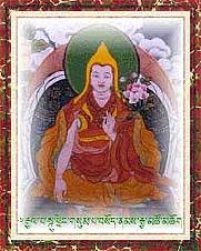 Author photo. Sonam Gyatso, the Third Dalai Lama of Tibet