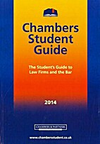 Chambers Student Guide, Careers in the Law…