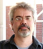 Author photo. Vermont Studio Center