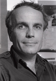 Author photo. Justin Leiber. UH Photographs Collection.