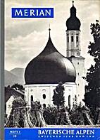 Merian 1956 09/01 - Bayerische Alpen…