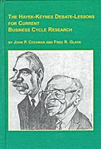 The Hayek-Keynes Debate: Lessons for Current…