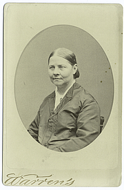 Author photo. Courtesy of the <a href=&quot;http://digitalgallery.nypl.org/nypldigital/id?490352&quot;>NYPL Digital Gallery</a> (image use requires permission from the New York Public Library)