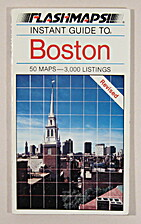 Flashmaps Instant Guide to Boston # by Toy…