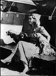 Author photo. Joan Bennett, American actress (22 March 1939) / Photo © <a href=&quot;http://www.bildarchivaustria.at&quot;>ÖNB/Wien</a>