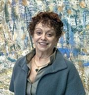 Author photo. Renée Dreyfus [credit: ART hound]