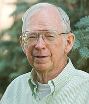 Author photo. Holmes Rolston, III [credit: Colorado State University]