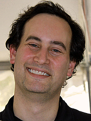 Author photo. David Levithan at the 2011 Texas Book Festival, Austin, Texas, United States.<br>Larry D. Moore CC BY-SA 3.0