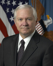 Author photo. Wikimedia Commons (Official U.S. Dept of Defense Portrait)