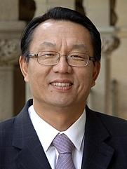 Author photo. Gi-Wook Shin