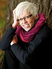 Author photo. Willow Glen