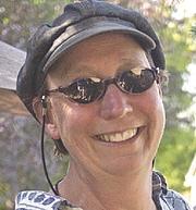 Author photo. janthornhill.com