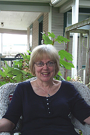 Author photo. Jeanette Kieth
