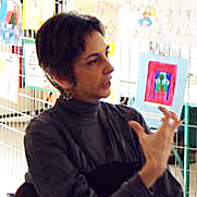 Author photo. SARAH COHEN-SCALI
